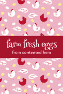 Food Label - Farm Fresh