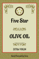 Food Label - Five Star
