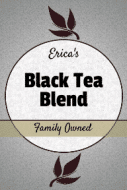 Food Label - Black Tea