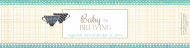 Baby Custom Label Bottled Water - Tea Time