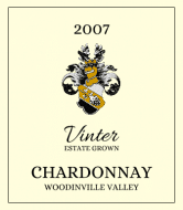 Celebration Wine Label - Chardonnay