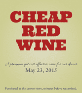Expressions Wine Label - Cheap