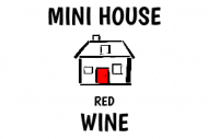 Expressions Mini Wine Label - House Red