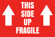 Sticker - Fragile