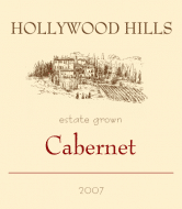 Celebration Wine Label - Cabernet