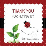 Expressions Sticker - Ladybug