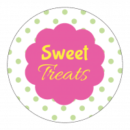 Birthday Sticker - Sweet Candy