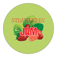 Sticker - Strawberry Festival