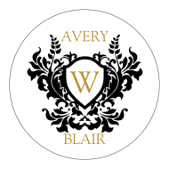 Wedding Sticker - Crest