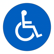 Sticker - Handicap