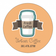 Sticker - Fresh Coffee