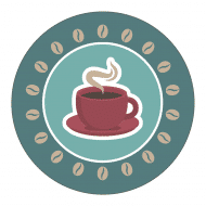 Sticker - Espresso