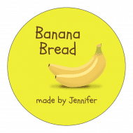 Sticker - Bananas