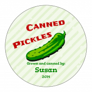 Sticker - Pickles