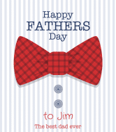 Holiday Wine Label - Father's Day