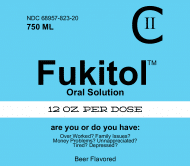 Expressions Beer Label - Fukitol