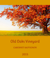 Expressions Wine Label - Old Oaks