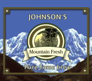 Expressions Beer Label - Mountain Fresh