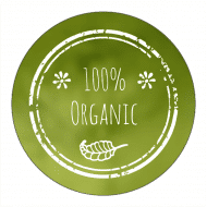 Canning Label - Organic