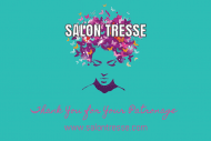Expressions Mini Wine Label - Hair Salon