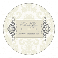 Wedding Sticker - Classic Wedding