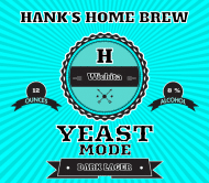 Expressions Beer Label - Yeast Mode