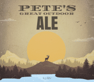 Expressions Beer Label - Great Outdoors
