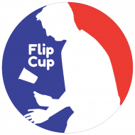 Celebration Cup Label - Flip Cup