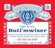 Birthday Beer Label - Birthday Beer