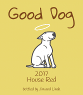Expressions Wine Label - Good Dog