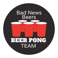 Expressions Cup Label - Beer Pong