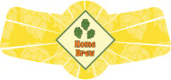 Expressions Bottle Neck Label - Hops on Pop