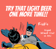 Expressions Beer Label - Slapping