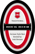 Oval Beer Label - Saxony