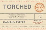 Food Label - Scorching Salsa