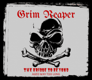 Holiday Beer Label - Grim Reaper