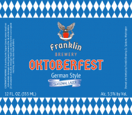 Beer Label - Oktoberfest