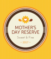 Holiday Wine Label - Mother's Day Reserve