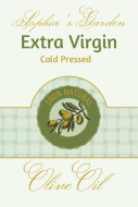 Food Label - Olive Oil