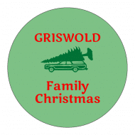 Holiday Sticker - Griswold Family Christmas