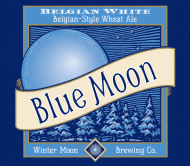 Celebration Beer Label - Winter Moon