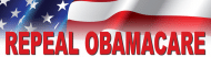 Bumper Sticker - Anti Obama Repeal ObamaCare