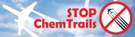 Bumper Sticker - Blue Sky Chemtrails Plane