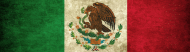 Bumper Sticker - Flag of Mexico