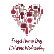 Expressions Mini Wine Label - Wine Wednesday
