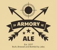 Expressions Beer Label - Armory Ale