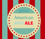 Holiday Beer Label - Great American