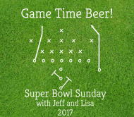 Beer Label - Game Time