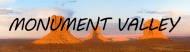 Bumper Sticker - Monument Valley