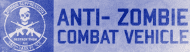 Bumper Sticker - Official 147th Zombie Tf